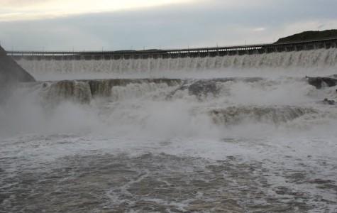 Ryan Dam in Great Falls