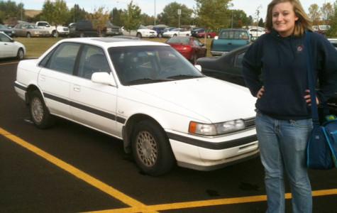 Tempermental car gives senior trouble