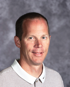 April teacher of the month, Mike Lins