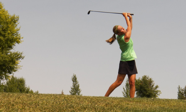 Rowe, fellow golfers compete at GF Invite