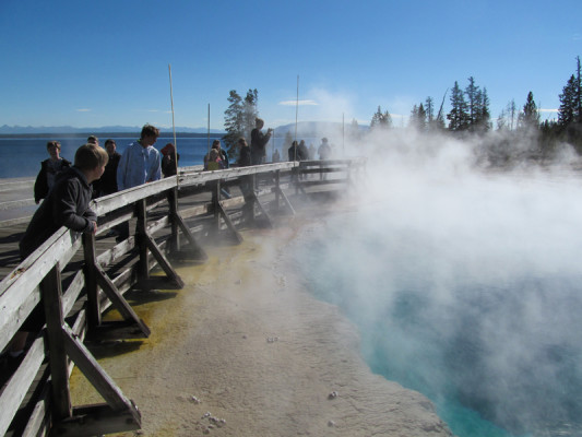 Science+students+explore+Yellowstone+on+annual+trip
