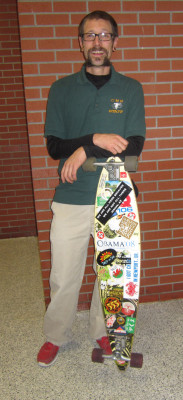 A choice between safety and long boarding
