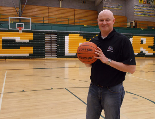 Crosby appointed girls varsity basketball coach