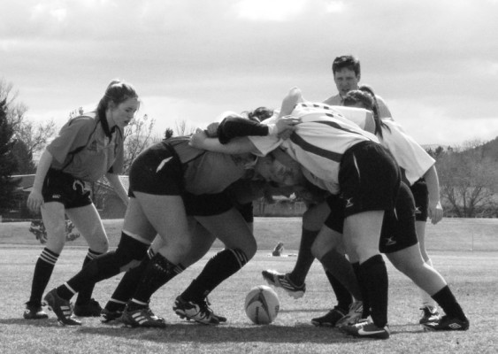 RUGBY: The