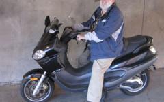 CMR teacher finds new mode of transportation