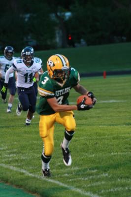Freshman+enjoys+high+school+sports+experience