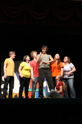 Thespian Festival: Overnight drama excursion brings excitement, opportunities to students
