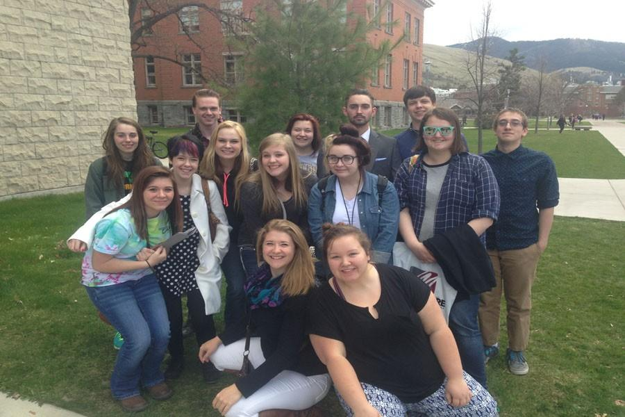 JOURNALISM STUDENTS RECOGNIZED FOR ACHIEVEMENTS