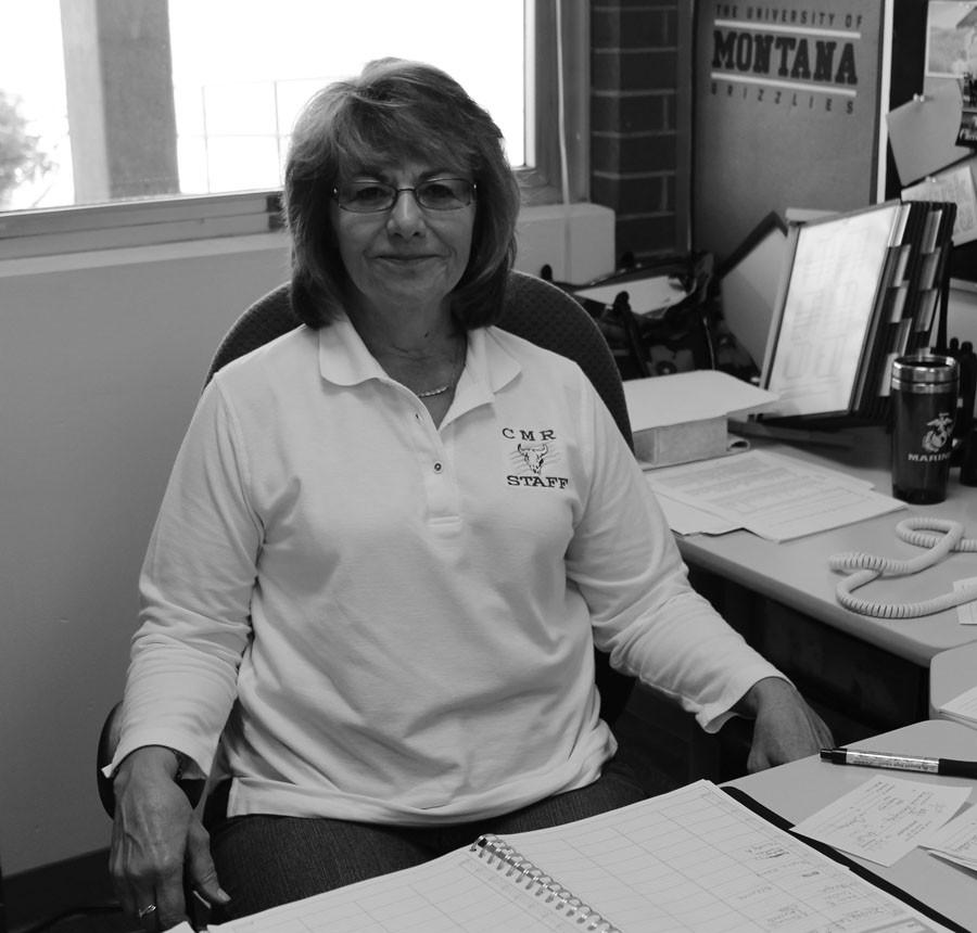 Counselor Earlene Ostberg retiring