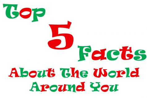 Top 5 Facts about the World around you! (Christmas Edition)