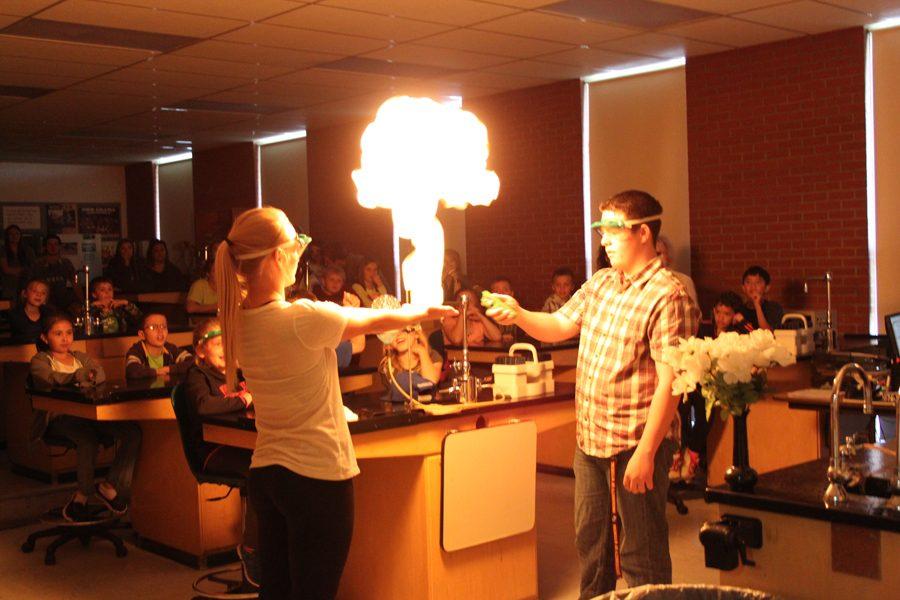 Chemistry Magic Show!!!!!!