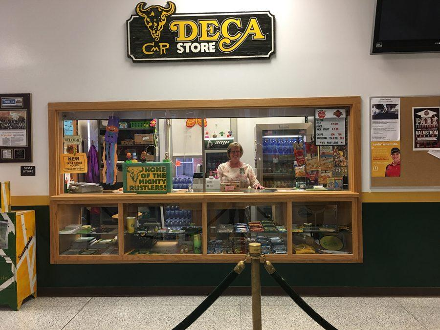 Deca+Store+struggles+to+sell+healthy+fare