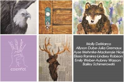 AP Art exhibit reception set for May 4