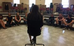 """Put Up Chairs"" sends choir seniors out the door"