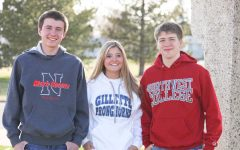 Three Rustlers headed to college soccer programs
