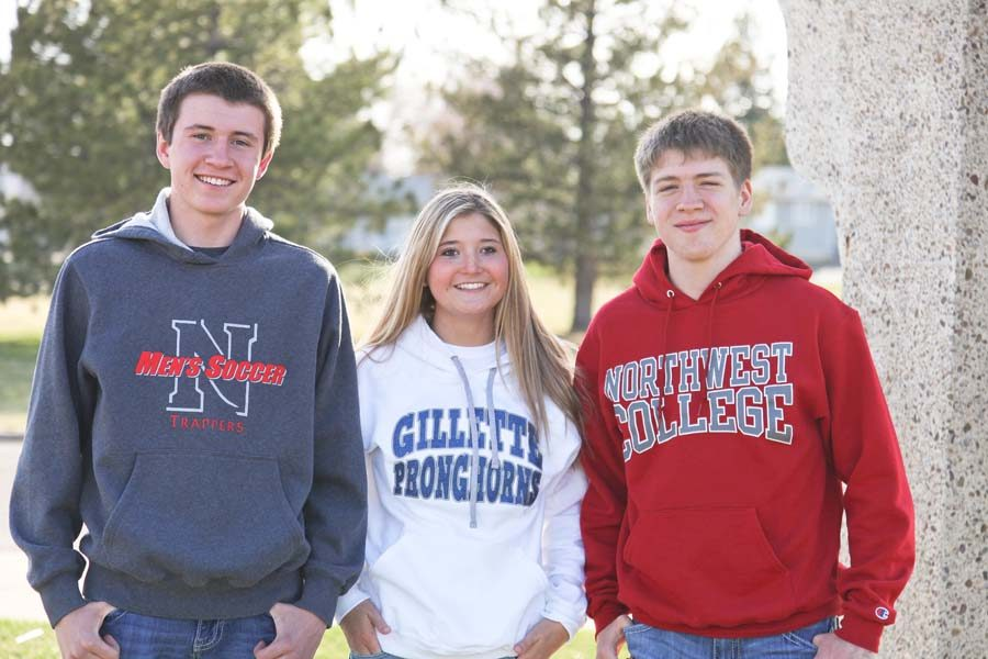 Three+Rustlers+headed+to+college+soccer+programs