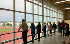 GFPS staff, school board tour new facilities
