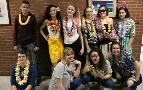A wave of school spirit for Homecoming day 1