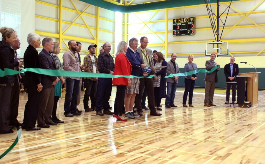 Ribbon+Cutting+Ceremony+is+a+Success