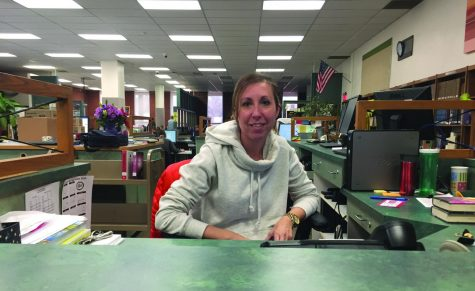 Media specialist finds joy in new position