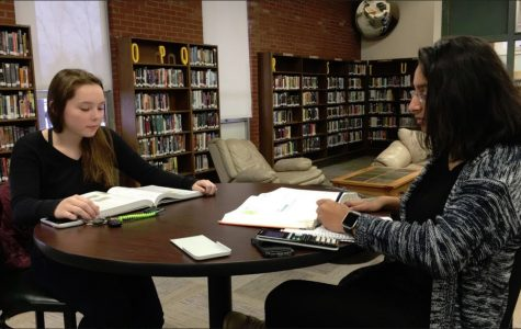 Tutoring service puts service learning to use