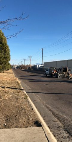 Road behind Sams Club closes due to gas leak