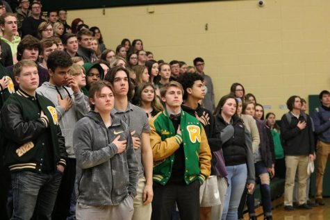 2-5 Crosstown Pep Assembly
