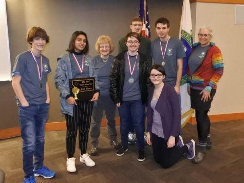 Regional Science Bowl comes to an end