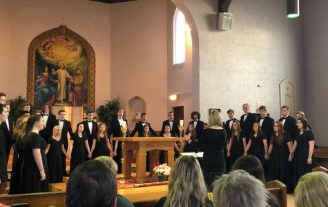 Chanteur Choir Concert