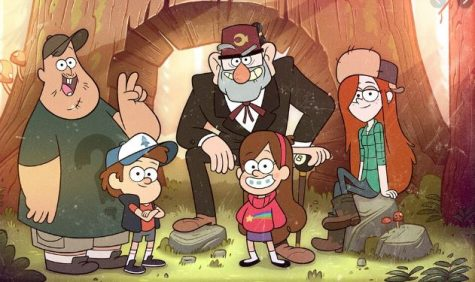 """Gravity Falls"" wins a place in people's memories"