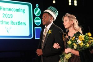 Homecoming 2019 King and Queen Named