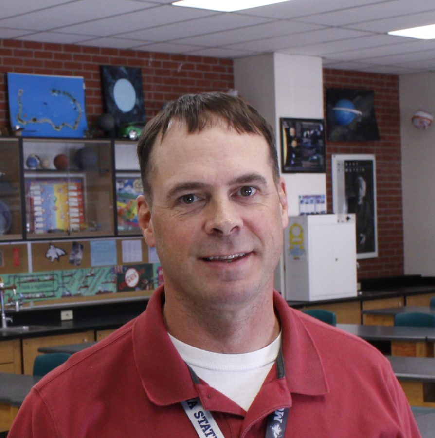 Beck utilizes military experience in a teaching environment