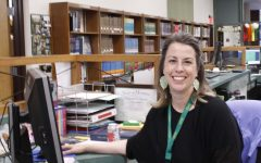 A new teacher-librarian joins CMR