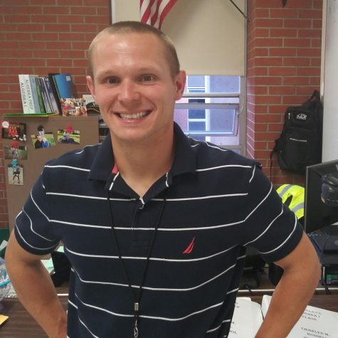 Teacher excited to recover from the school year