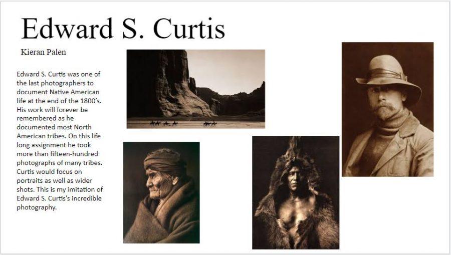 Edward S. Curtis - Kieran Palen