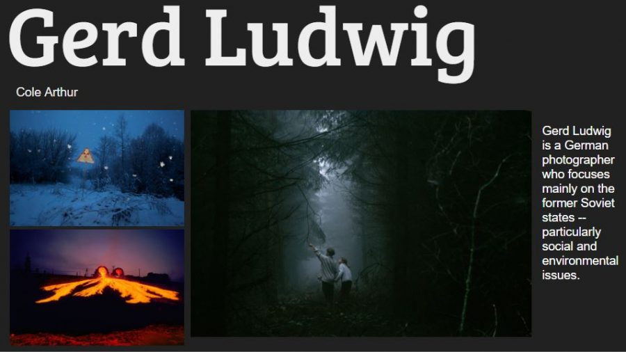 Gerd Ludwin - Cole Arthur