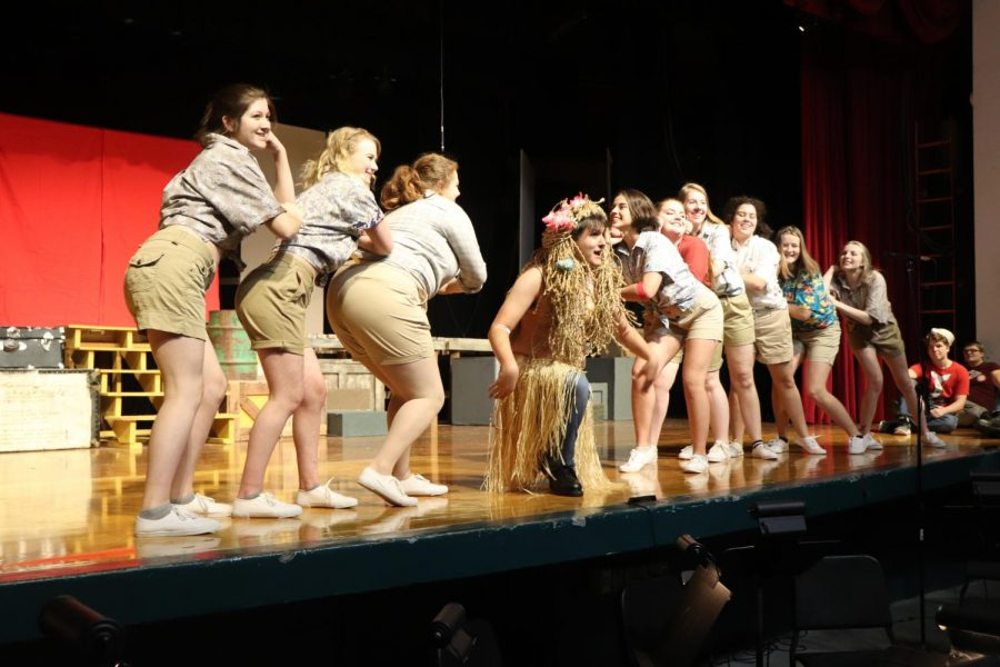 """""""South Pacific"""" hits the stage on Dec. 5"""