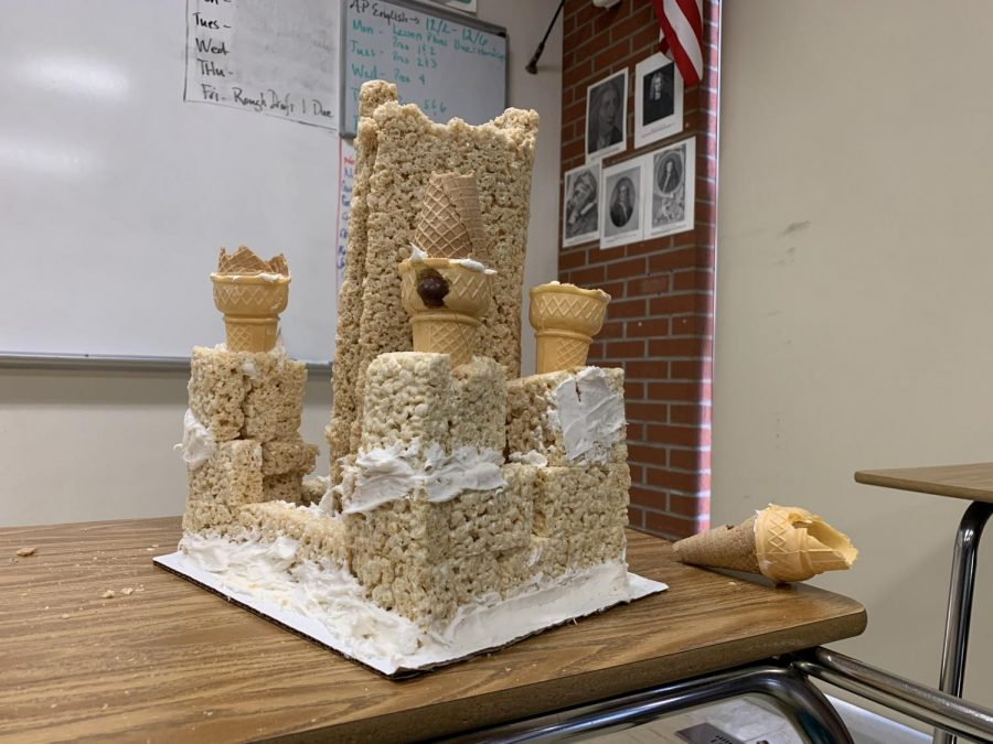 AP English, Whoppers, and Rice Krispies