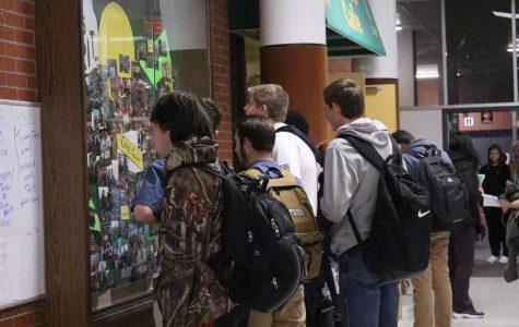 CMR Freshmen share their high school experience so far