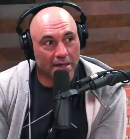 Joe Rogan soothes as COVID worsens