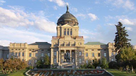 Montana Capitol Building in Helena, MT. (mt.gov)