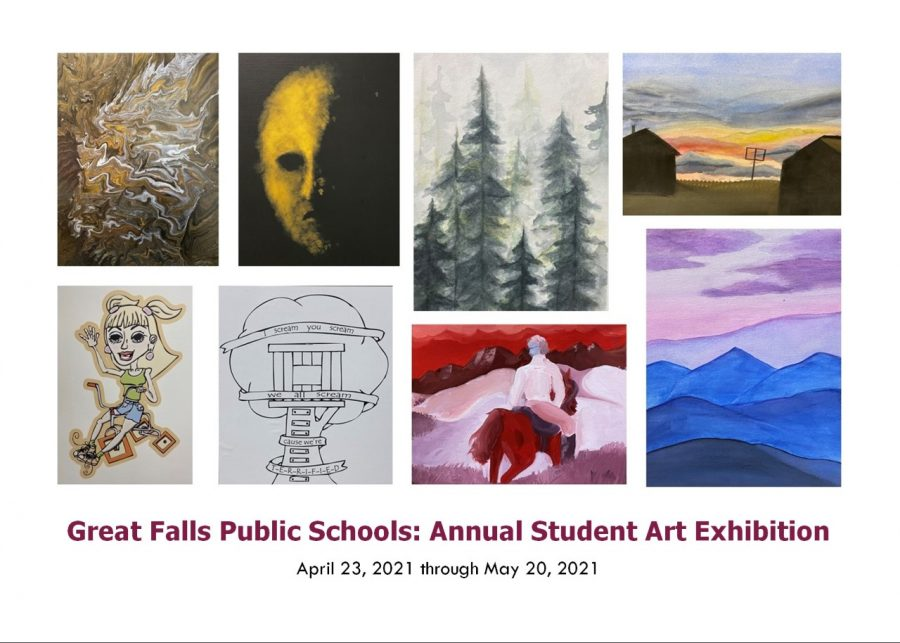Annual student art exhibition runs through May 20 at Paris Gibson Square