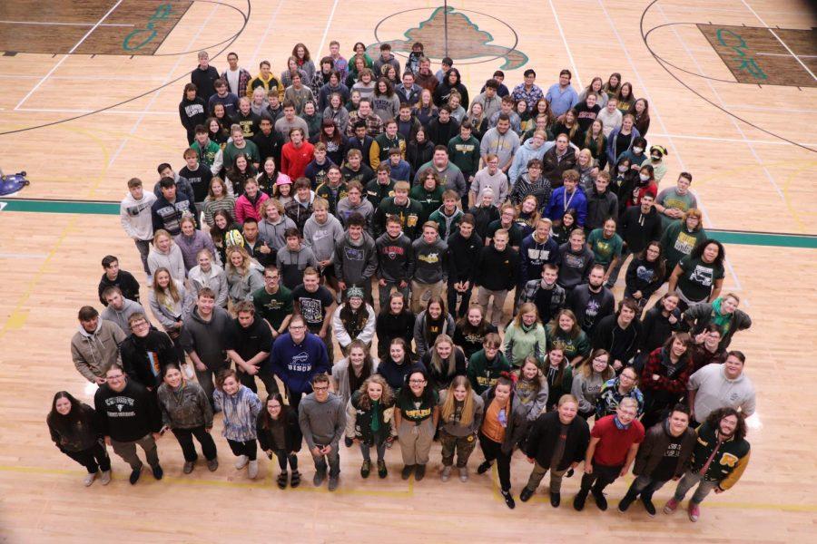 Class of 2021 prepares to bid CMR farewell