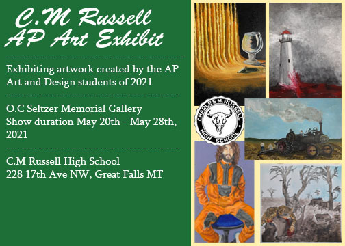 AP Art Exhibit to run from May 20-28