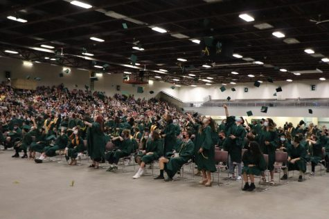 Rustlers celebrate graduation on May 31