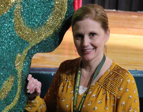 Principal Jamie McGraw